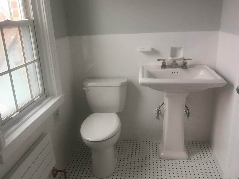 Toilet Installation in Baltimore