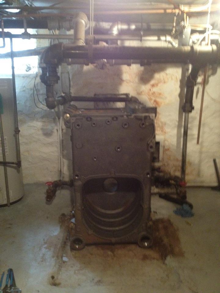 Boiler Installation and Repair | Warrior Plumbing & Heating