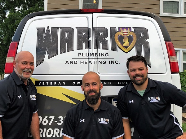 Warrior Plumbing and Heating Baltimore's Trusted Plumbers