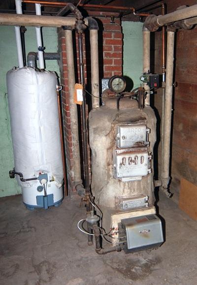 Boiler Inspection, Repair, Installation in Baltimore, M