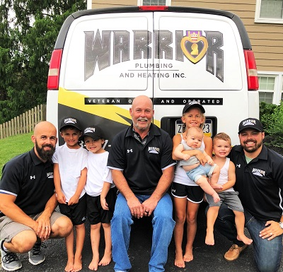 Baltimore Plumbing and Heating by Warrior