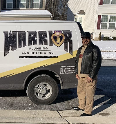 Help a Warrior Program serving Baltimore Veterans
