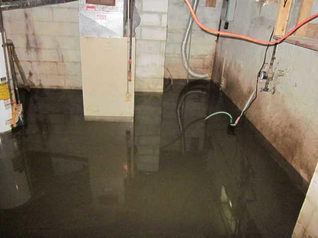 Baltimore Water Damage Restoration