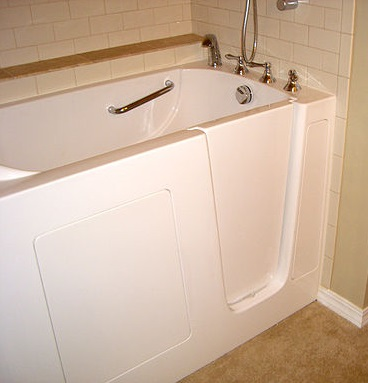 Walk-in Bathtubs installed in Baltimore