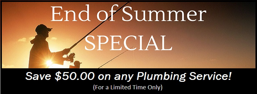 Warrior Plumbing End of Summer Special